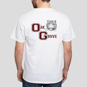Oak Grove, Alabama White T-Shirt