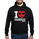 I LOVE BRANFORD Sweatshirt