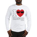 I LOVE BRANFORD Long Sleeve T-Shirt