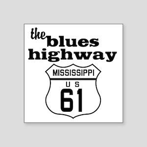 Blues Highway Sticker