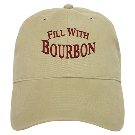 Fill With Bourbon Cap