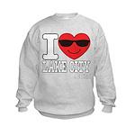 I LOVE LAKE CITY Sweatshirt