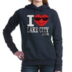 I LOVE LAKE CITY Sweatshirt