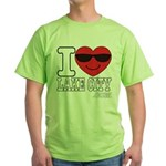 I LOVE LAKE CITY T-Shirt