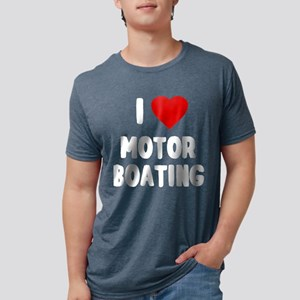I Love Motor Boating T-Shirt
