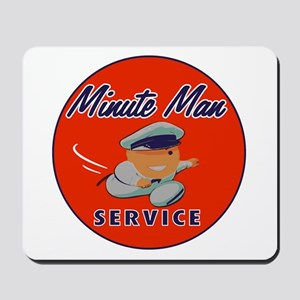 Minute Man Mousepad