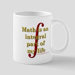 Math is integral Mug