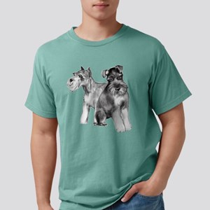 two schnauzers T-Shirt
