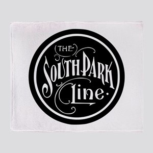 South Park Line Throw Blanket
