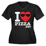 I LOVE PIZZA Plus Size T-Shirt