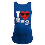 I Love BBQ Tank Top