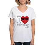 I Love BBQ T-Shirt