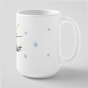 Marlin Skier Large Mug