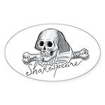 Shaded BBS Logo Sticker