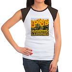 Extreme Gardener Women's Cap Sleeve T-Shirt