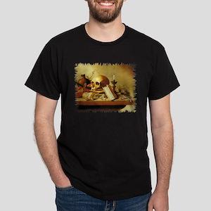 StillLife&SkullnrSC1sl T-Shirt