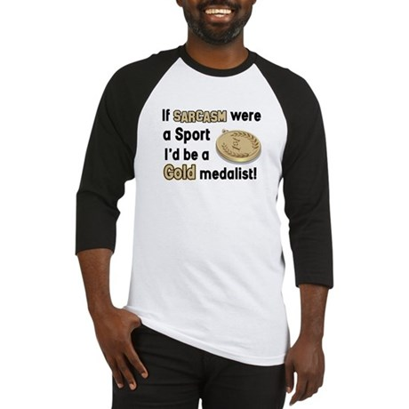 Gift for the sarcastic Baseball Jersey