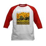 Extreme Gardener Kids Baseball Jersey