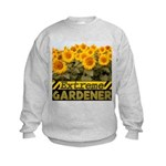 Extreme Gardener Kids Sweatshirt
