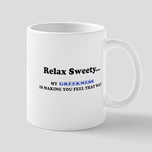 Relax Sweety Mug