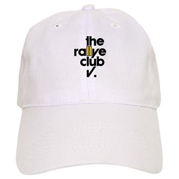 Now in 100% cotton, the Rallye Cap