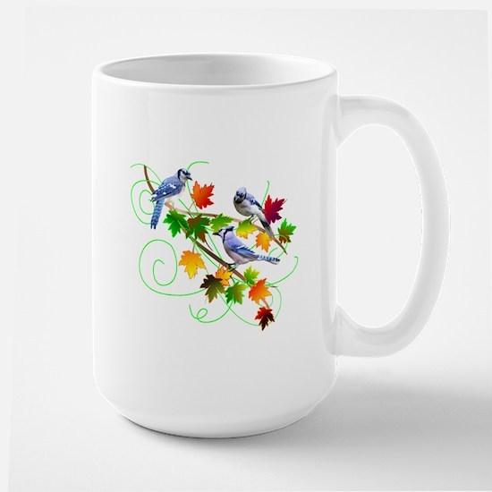 Blue Jays Large Mug