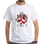 Graziani Family Crest White T-Shirt