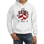 Graziani Family Crest Hooded Sweatshirt