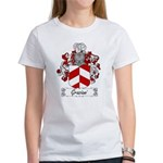 Graziani Family Crest Women's T-Shirt