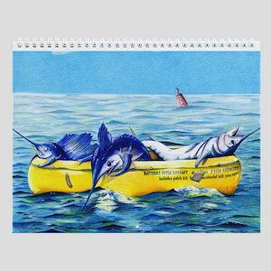 Karen Rhodes Art Wall Calendar