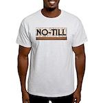 No-Till Farmer Ash Grey T-Shirt