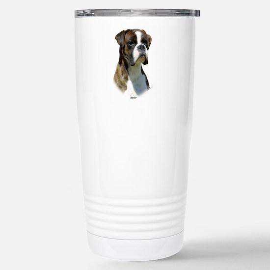 Boxer 9P41D-077 Stainless Steel Travel Mug