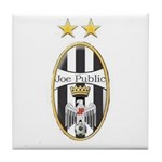 Joe Public FC Tile Coaster