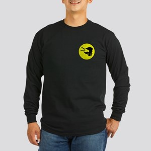 Construction Worker Excavator Claw Long Sleeve Dar