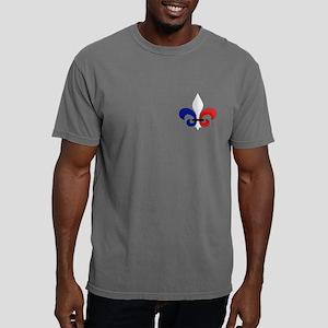 Fleur de Lis Mens Comfort Colors® Shirt