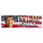 Sarah Palin 2012 Bumper Sticker (10 pk)