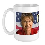 Sarah Palin 2012 Large Mug