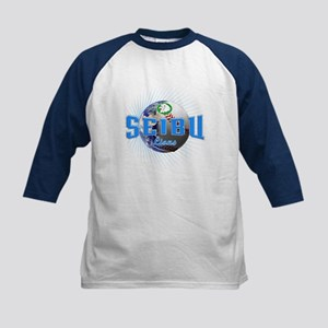 Seibu Lions Kids Baseball Jersey