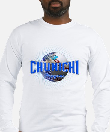 Chunichi Dragons Long Sleeve T-Shirt