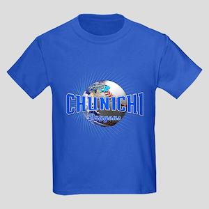 Chunichi Dragons Kids Dark T-Shirt