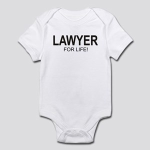 Lawyer For Life Infant Bodysuit