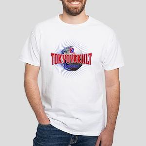 Tokyo Yakult Swallows White T-Shirt
