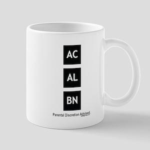 Parental Advisory Mug