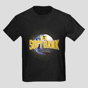 SoftBank Hawks Kids Dark T-Shirt