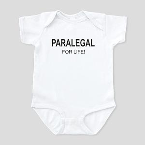 Paralegal For Life Infant Bodysuit