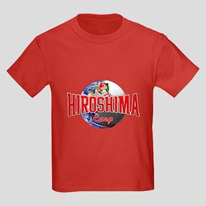 Hiroshima Toyo Carp Kids Dark T-Shirt