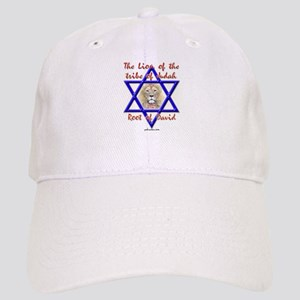 The Lion Of The Tribe Of Judah Cap