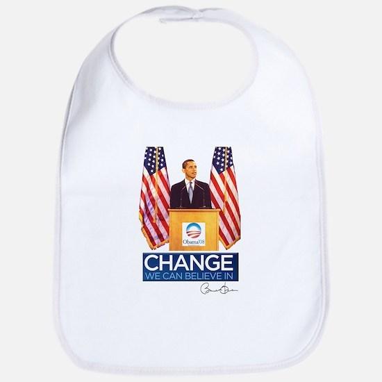 Change we can believe in Bib