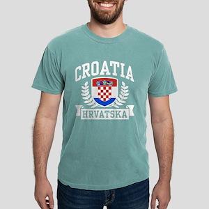 Croatia Hrvatska Women's Dark T-Shirt