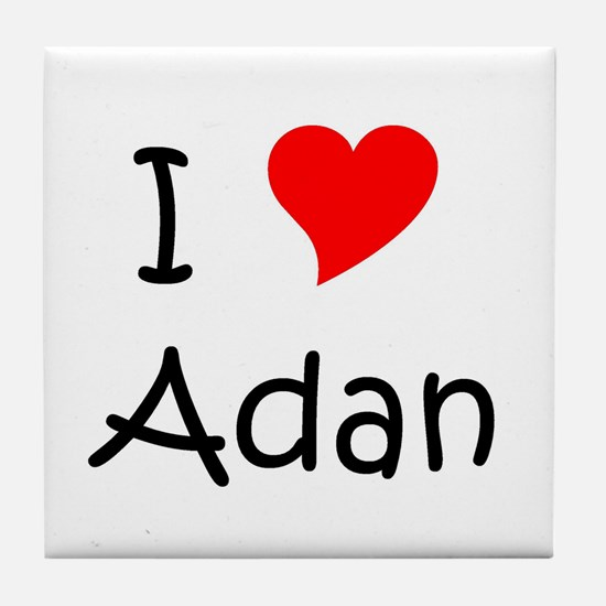 Unique Adan Tile Coaster